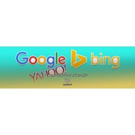 تبلیغ درموتورهای جستجو بینگ و یاهو